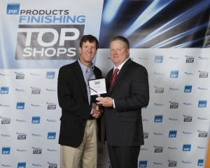 Top Shop Award Presentation